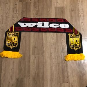 Wilco The Whole Love Scarf